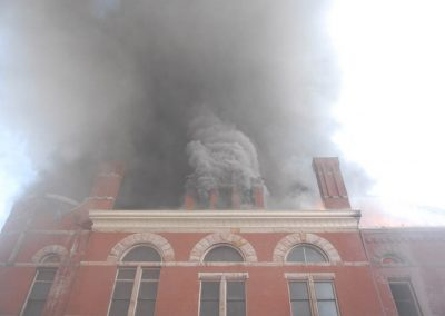 Cox Building Historic Renovation